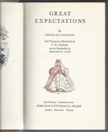 Great Expectations (Oxf.)