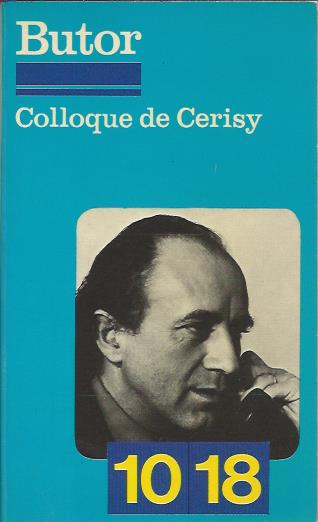 Butor – Colloque de Cerisy