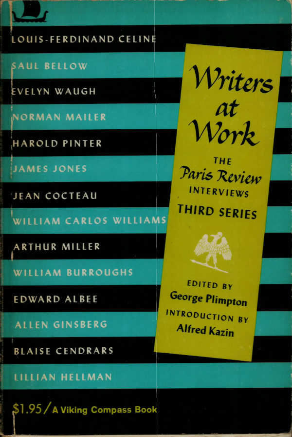 Writers at work 3